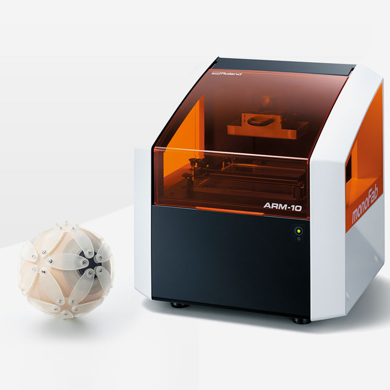 Roland ARM-10 resin 3D Printer