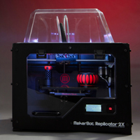 Makerbot Replicator 2X - Revision 2