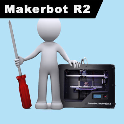 Makerbot Replicator 2 Spares