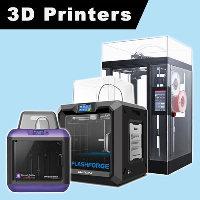 Desktop 3D Printers (All)