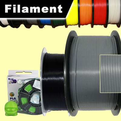 Mini Filament Spools and Coils