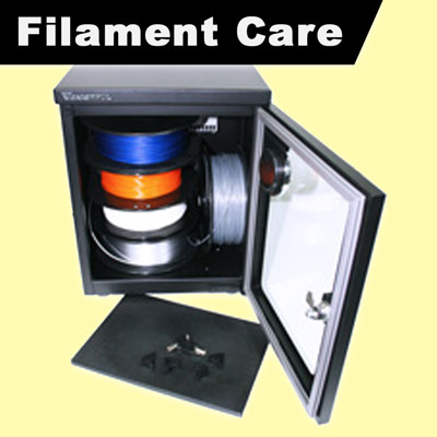 Filament Care and Storage