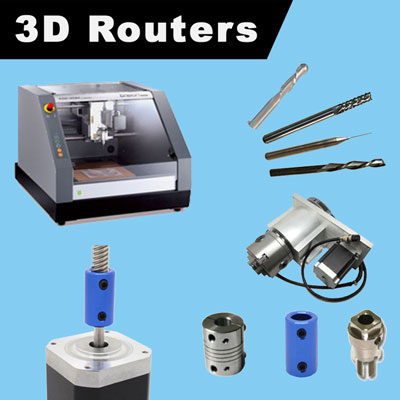 Desktop 3D Routers