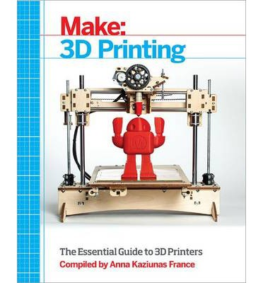 Books about 3D Printing